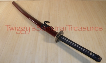 Hand Forged Sword MAZ020BK