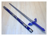 Legend of Zelda Master Sword with Hard Scabbard J-26137-C-WJ