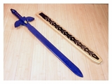 Legend of Zelda <br>Wood Master Sword <br>Limited Edition <br>W3135