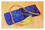 Luxurious Silk Samurai Sword Bag-RC2836BL-PS