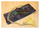 Luxurious Silk Samurai Sword Bag-RE-283​6BK-PS