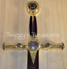 Masonic Knight Templar<br> Ceremonial Sword <br>SB4915BL-PS