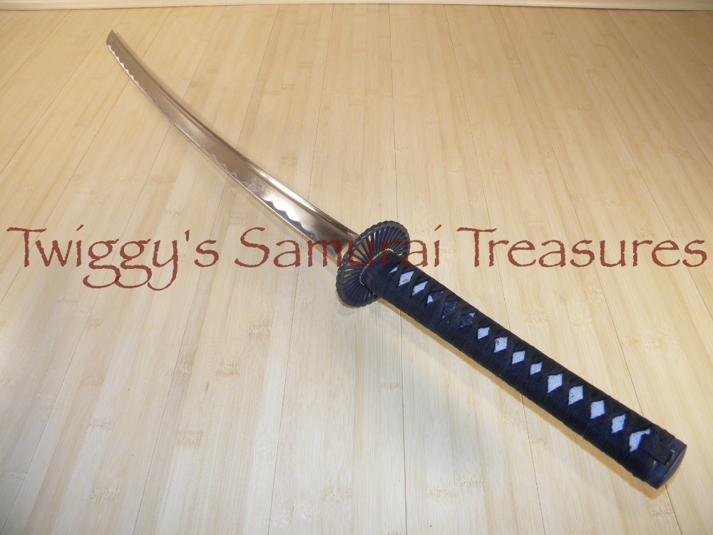 Musashi Hand Forged Practice Sword SS100