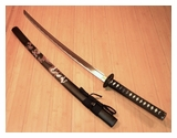 Musha Dragon Black Katana-SS298BK-PS
