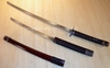 Musha Twin Samurai Swords SA036BD-PS