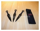 Naruto <br> Uzumaki Kunai Throwing Knives <br> A2152