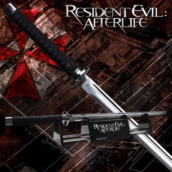 Resident Evil Afterlife Alice S Sword Mc Re001 Movie Swords