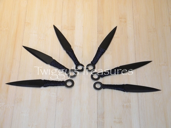 Set of Throwing Knives-6 pieces<br>RC-086-6