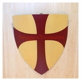 Shield - Kingdom of Heaven -Red <br>HK3319RD