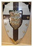"Shield  Medieval 28"" <br>UA3004"