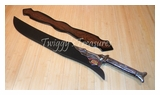 Soul Calibur - Soul Edge Sword Black