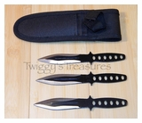 Spitfire Throwing Knife Set-A0240-PS