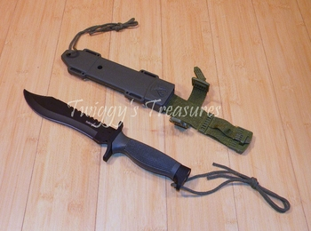 Survival Knife HK-6001-MC