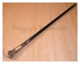Sword Cane Poly Resin Eagle KX1111 PS