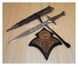 The Hobbit Sting Sword with Scabbard-UC2892-K