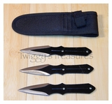 Thunderbolt Throwing Knife 3 pc. Set-A0239-PS