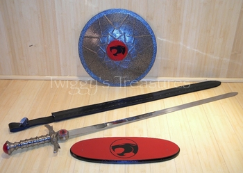 Thundercats New Series Sword and Shield Combo