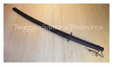 Traditional Samurai Sword  JS844BK
