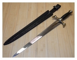 "Xena ""Warrior Princess"" Sword - black handle"
