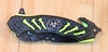 Z-Hunter-Neon Green Folding Knife-ZB-160ZG-MC