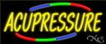 Acupressure Business Neon Sign