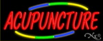 Acupuncture Business Neon Sign