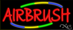 Airbrush Business Neon Sign
