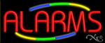 Alarms Business Neon Sign