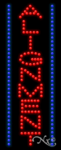Alignment LED Sign