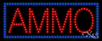 Ammo LED Sign