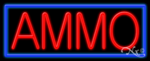 Ammo Business Neon Sign