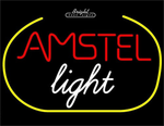 Amstel Light Circle Neon Sign