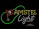 Amstel Light Neon Sign
