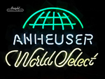 Aneheuser Beer Neon Sign