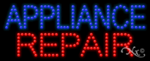 Appliance Repair LED Sign