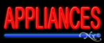 Appliances Economic Neon Sign