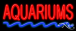 Aquarium Economic Neon Sign