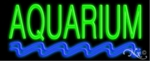 Aquariums Fish Neon Sign