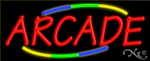 Arcade Business Neon Sign