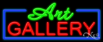 Art Gallery Business Neon Sign