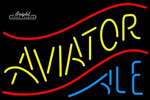 Aviator Ale Neon Sign