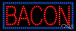 Bacon LED Sign
