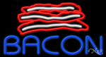 Bacon Business Neon Sign