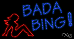Bada Bing LED Sign
