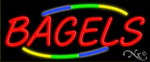 Bagels Business Neon Sign