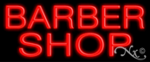 Barber Shop, Logo Economic Neon Sign