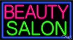Beauty Salon Business Neon Sign