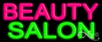 Beauty Salon Economic Neon Sign