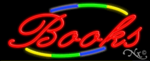 Books Business Neon Sign