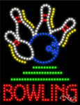 Bowling LED Sign